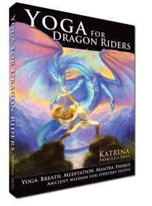 Yoga for Dragon Riders book